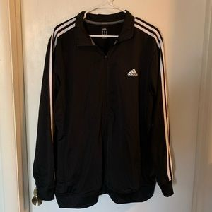 Adidas sport full-zip jacket